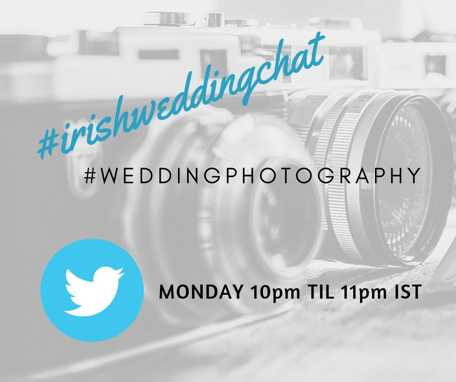 wedding photography, irish wedding chat topic of the week