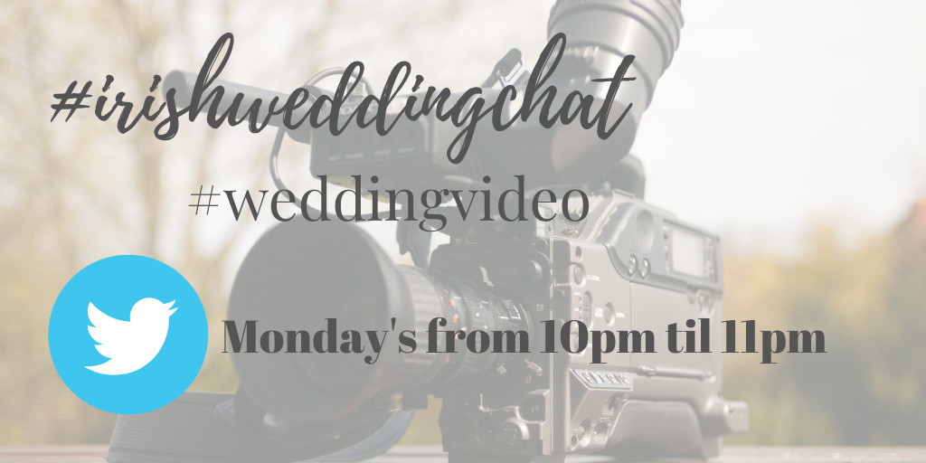 irish wedding chat topic wedding video
